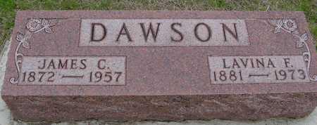 DAWSON, JAMES C. & LAVINA - Woodbury County, Iowa | JAMES C. & LAVINA DAWSON
