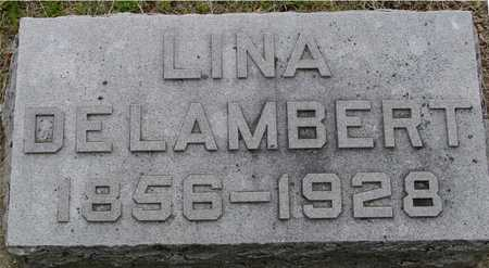 DELAMBERT, LINA - Woodbury County, Iowa | LINA DELAMBERT