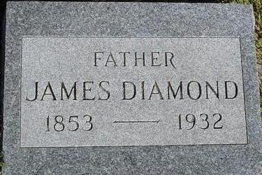 DIAMOND, JAMES - Woodbury County, Iowa | JAMES DIAMOND