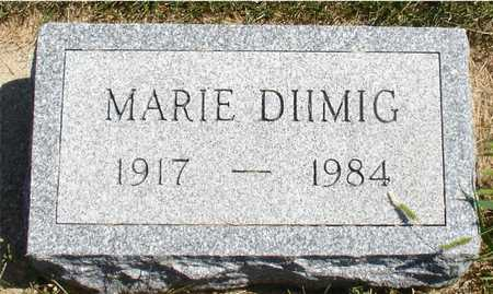 DIIMIG, MARIE - Woodbury County, Iowa | MARIE DIIMIG