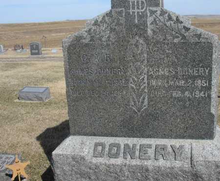 DONERY, AGNES - Woodbury County, Iowa | AGNES DONERY