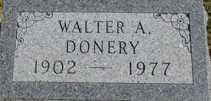 DONERY, WALTER - Woodbury County, Iowa | WALTER DONERY