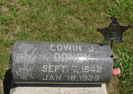 DONEY, EDWIN - Woodbury County, Iowa | EDWIN DONEY