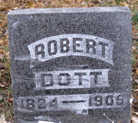 DOTT, ROBERT - Woodbury County, Iowa   ROBERT DOTT