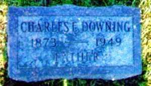 DOWNING, CHARLES EDWARD - Woodbury County, Iowa | CHARLES EDWARD DOWNING