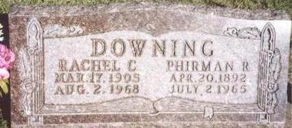 DOWNING, PHIRMAN & RACHEL - Woodbury County, Iowa | PHIRMAN & RACHEL DOWNING