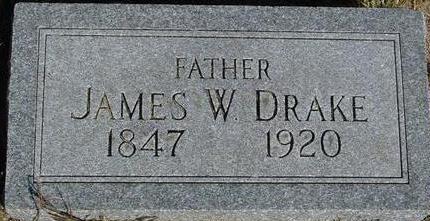 DRAKE, JAMES W. - Woodbury County, Iowa   JAMES W. DRAKE