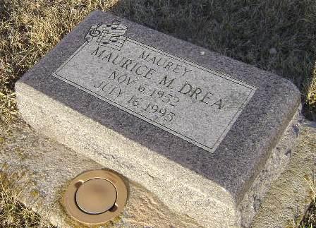 DREA, MAURICE M - Woodbury County, Iowa   MAURICE M DREA