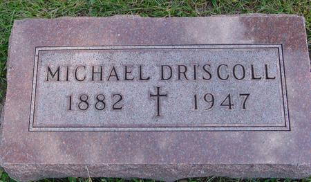 DRISCOLL, MICHAEL - Woodbury County, Iowa | MICHAEL DRISCOLL