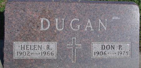 DUGAN, DON & HELEN - Woodbury County, Iowa | DON & HELEN DUGAN