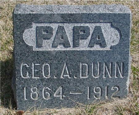DUNN, GEORGE A. - Woodbury County, Iowa | GEORGE A. DUNN