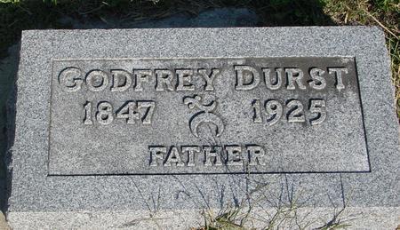 DURST, GODFREY - Woodbury County, Iowa | GODFREY DURST