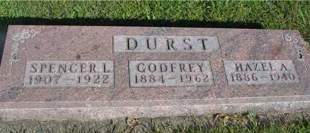 DURST, GODFREY & HAZEL - Woodbury County, Iowa | GODFREY & HAZEL DURST