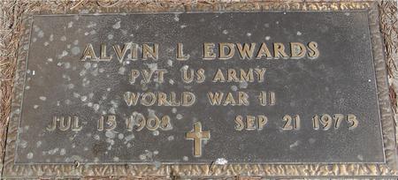EDWARDS, ALVIN L. - Woodbury County, Iowa   ALVIN L. EDWARDS