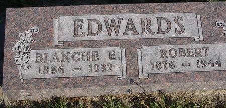 EDWARDS, ROBERT & BLANCHE - Woodbury County, Iowa   ROBERT & BLANCHE EDWARDS