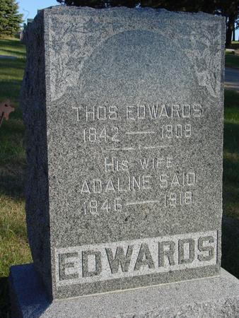 EDWARDS, THOMAS - Woodbury County, Iowa | THOMAS EDWARDS