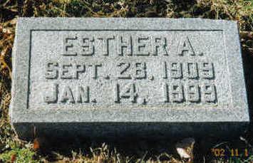 FELDTMANN, ESTHER A. - Woodbury County, Iowa | ESTHER A. FELDTMANN