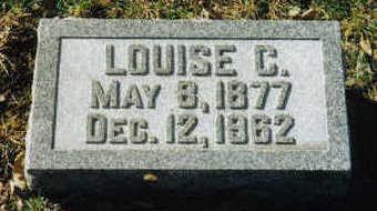 FELDTMANN, LOUISE C. - Woodbury County, Iowa | LOUISE C. FELDTMANN