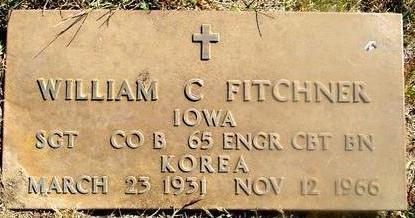 FITCHNER, WILLIAM C. - Woodbury County, Iowa | WILLIAM C. FITCHNER