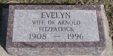 FITZPATRICK, EVELYN - Woodbury County, Iowa | EVELYN FITZPATRICK