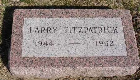 FITZPATRICK, LARRY - Woodbury County, Iowa | LARRY FITZPATRICK