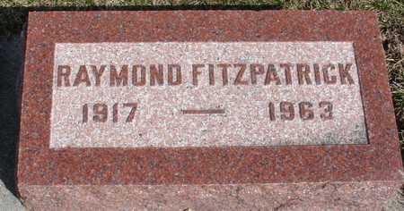 FITZPATRICK, RAYMOND - Woodbury County, Iowa | RAYMOND FITZPATRICK