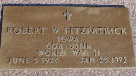 FITZPATRICK, ROBERT - Woodbury County, Iowa | ROBERT FITZPATRICK