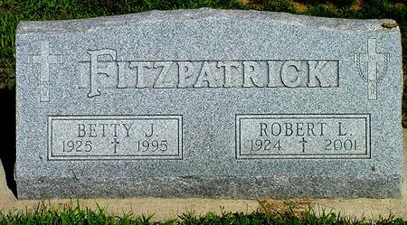 BOOTH FITZPATRICK, BETTY J - Woodbury County, Iowa | BETTY J BOOTH FITZPATRICK