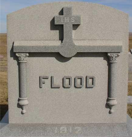 FLOOD, FAMILY MARKER - Woodbury County, Iowa   FAMILY MARKER FLOOD