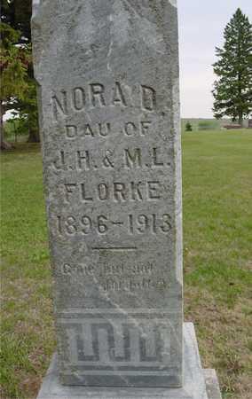 FLORKE, NORA D. - Woodbury County, Iowa | NORA D. FLORKE