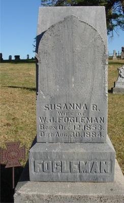 FOGELMAN, SUSANNA R. - Woodbury County, Iowa | SUSANNA R. FOGELMAN