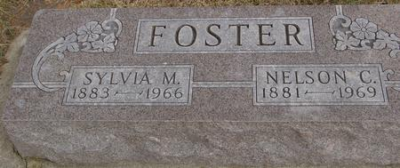 FOSTER, NELSON & SYLVIA - Woodbury County, Iowa | NELSON & SYLVIA FOSTER