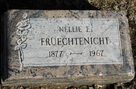 FRUECHTENICHT, NELLIE ELMIRA - Woodbury County, Iowa | NELLIE ELMIRA FRUECHTENICHT