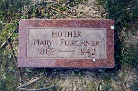 FURCHNER, MARY - Woodbury County, Iowa | MARY FURCHNER