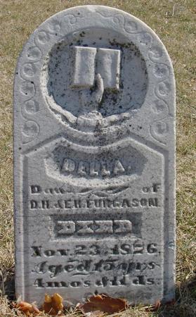 FURGASON, DELLA - Woodbury County, Iowa | DELLA FURGASON