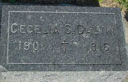 GALVIN, CECELIA S. - Woodbury County, Iowa   CECELIA S. GALVIN