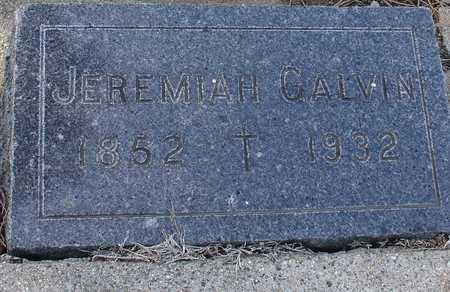 GALVIN, JEREMIAH - Woodbury County, Iowa | JEREMIAH GALVIN