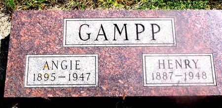 GAMPP, HENRY & ANGIE - Woodbury County, Iowa | HENRY & ANGIE GAMPP