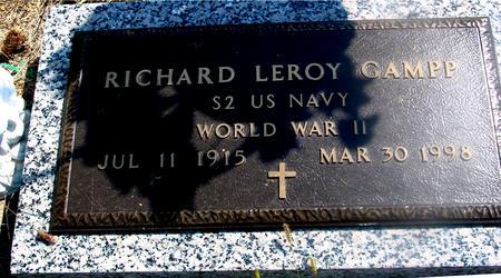 GAMPP, RICHARD LEROY - Woodbury County, Iowa | RICHARD LEROY GAMPP
