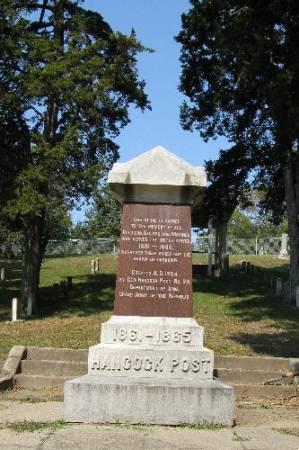 GAR, FLOYD CEMETERY CIVIL WAR MONUMENT - Woodbury County, Iowa | FLOYD CEMETERY CIVIL WAR MONUMENT GAR