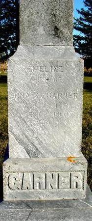 GARNER, EMELINE - Woodbury County, Iowa | EMELINE GARNER