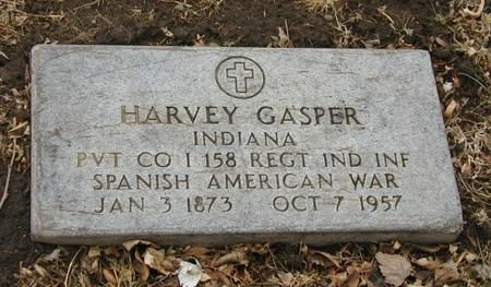 GASPER, HARVEY - Woodbury County, Iowa | HARVEY GASPER
