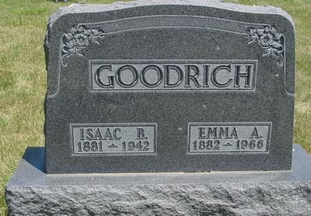 GOODRICH, ISAAC  B. - Woodbury County, Iowa | ISAAC  B. GOODRICH