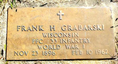 GRABARSKI, FRANK H. - Woodbury County, Iowa | FRANK H. GRABARSKI