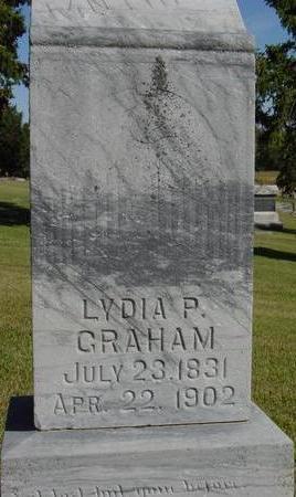 GRAHAM, LYDIA P. - Woodbury County, Iowa | LYDIA P. GRAHAM