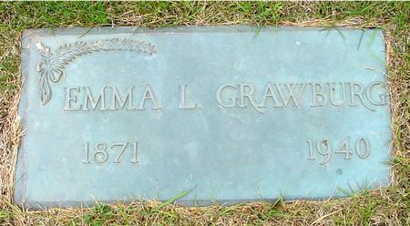 GRAWBURG, EMMA L. - Woodbury County, Iowa | EMMA L. GRAWBURG