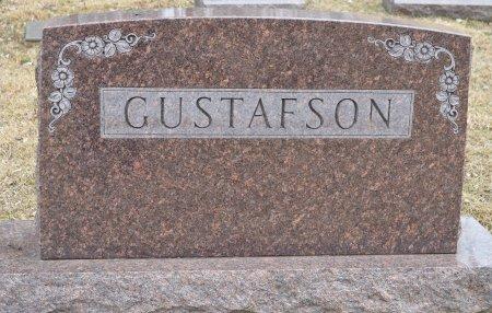 GUSTAFSON, *FAMILY MONUMENT - Woodbury County, Iowa | *FAMILY MONUMENT GUSTAFSON
