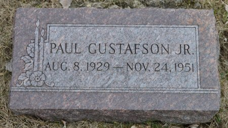 GUSTAFSON, PAUL JR. - Woodbury County, Iowa | PAUL JR. GUSTAFSON