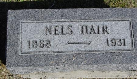 HAIR, NELS - Woodbury County, Iowa | NELS HAIR