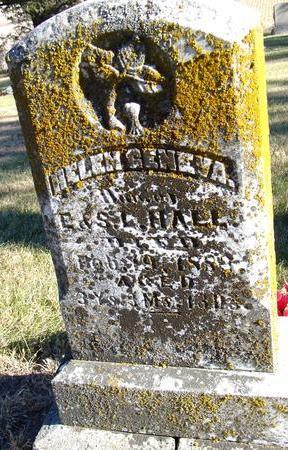 HALL, HELEN GENEVA - Woodbury County, Iowa | HELEN GENEVA HALL